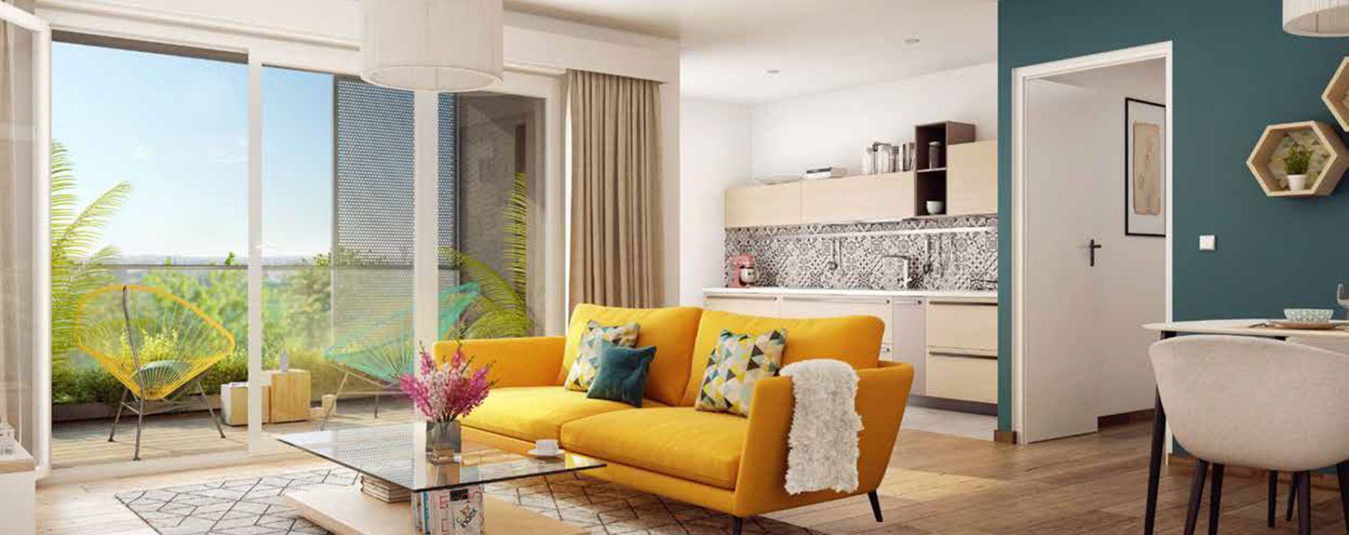 Armentières : programme immobilier neuve « Orig In » en Loi Pinel (2)