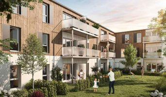 Armentières : programme immobilier neuf « Orig In » en Loi Pinel