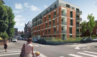 Résidence « Résidence Le Consul » programme immobilier neuf en Loi Pinel à Armentières n°1