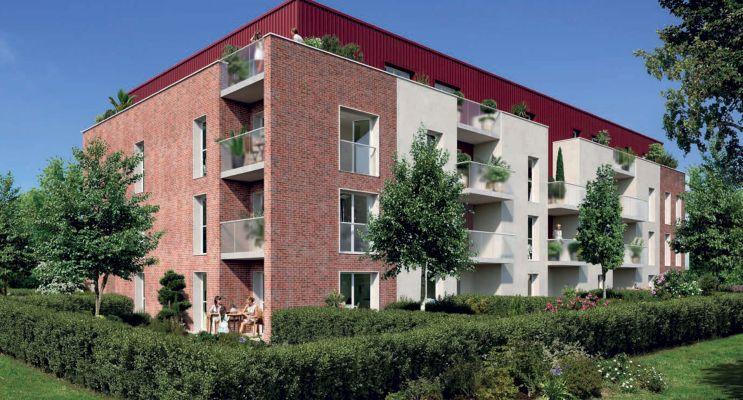 Résidence « L'Or Blanc » programme immobilier neuf en Loi Pinel à Bailleul n°2