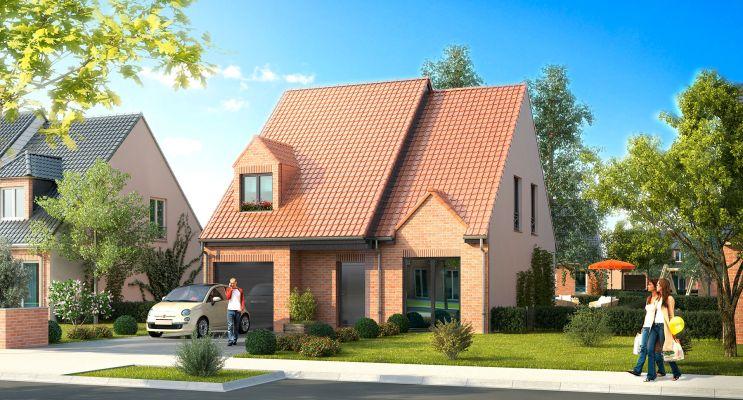 Photo n°3 du Résidence « Le Domaine Des Vergers » programme immobilier neuf à Bauvin