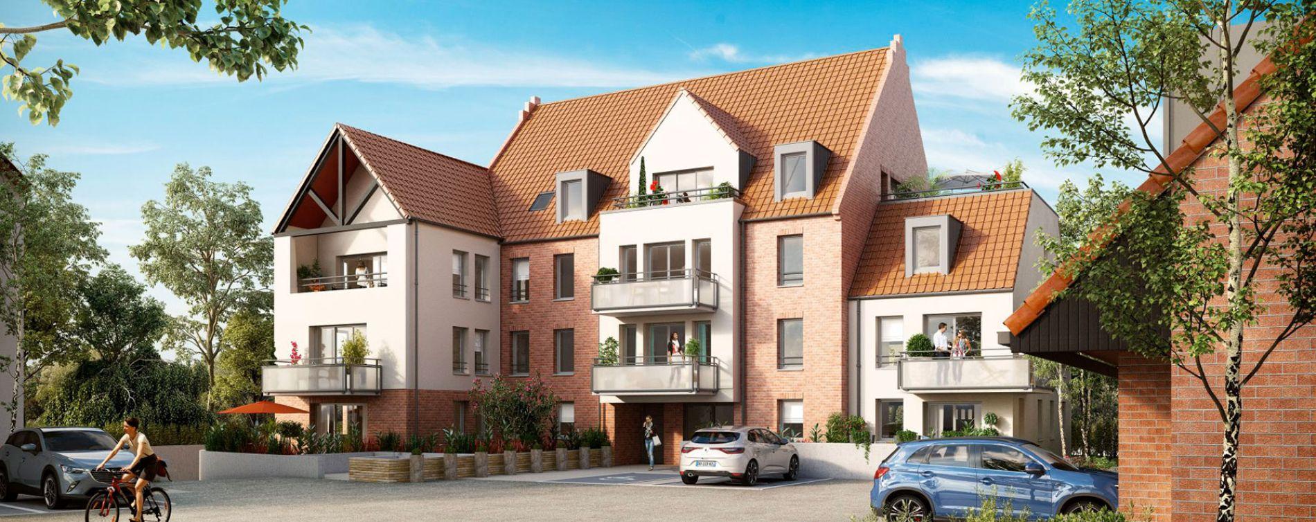 Résidence Côté Village Appartements à Beaucamps-Ligny