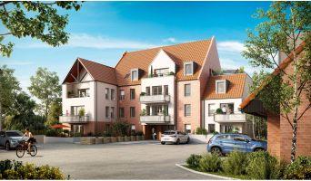 Photo du Résidence neuve « Côté Village Appartements »