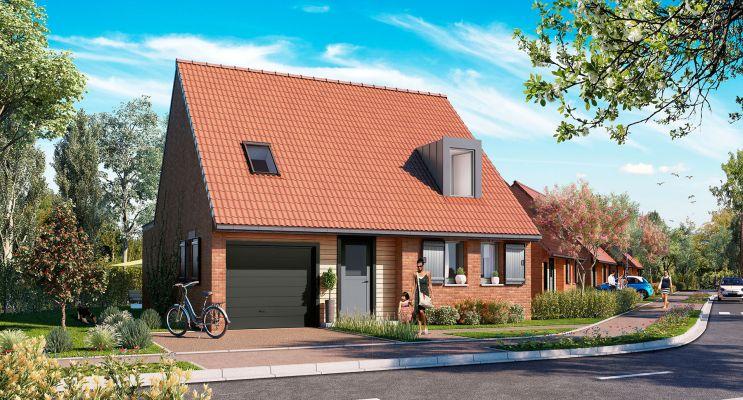 Photo n°1 du Résidence neuve « Côté Village Maisons »