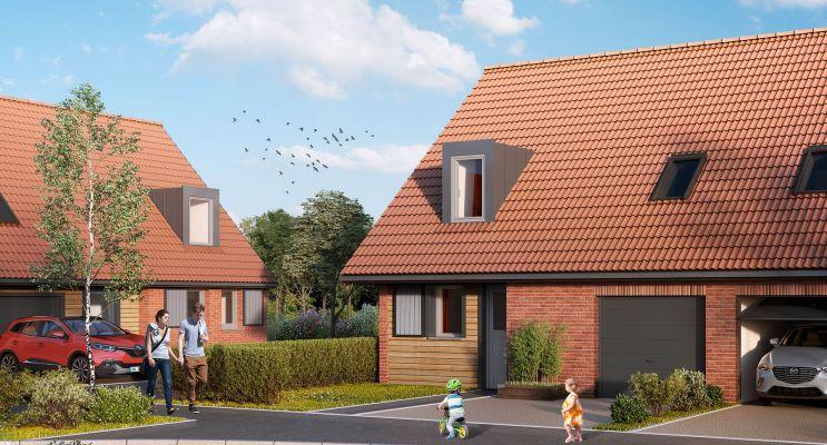 Photo n°2 du Résidence neuve « Côté Village Maisons »