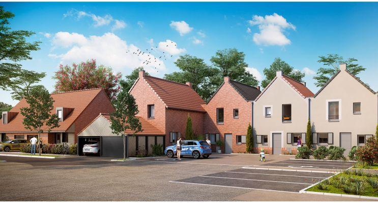 Photo n°3 du Résidence neuve « Côté Village Maisons »