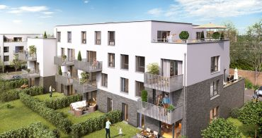 Bousbecque : programme immobilier neuf « O De Lys » en Loi Pinel
