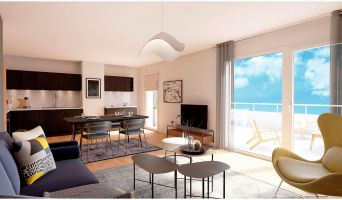 Bousbecque programme immobilier neuve « O De Lys » en Loi Pinel  (2)