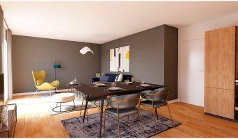 Bousbecque programme immobilier neuve « O De Lys » en Loi Pinel  (3)