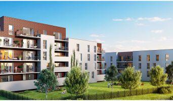Photo du Résidence « Vitruve » programme immobilier neuf en Loi Pinel à Capinghem