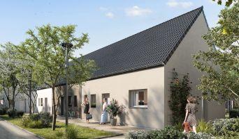 Cappelle-la-Grande programme immobilier neuve « Esprit Flandres »  (3)