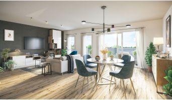 Cappelle-la-Grande programme immobilier neuve « Esprit Flandres »  (4)