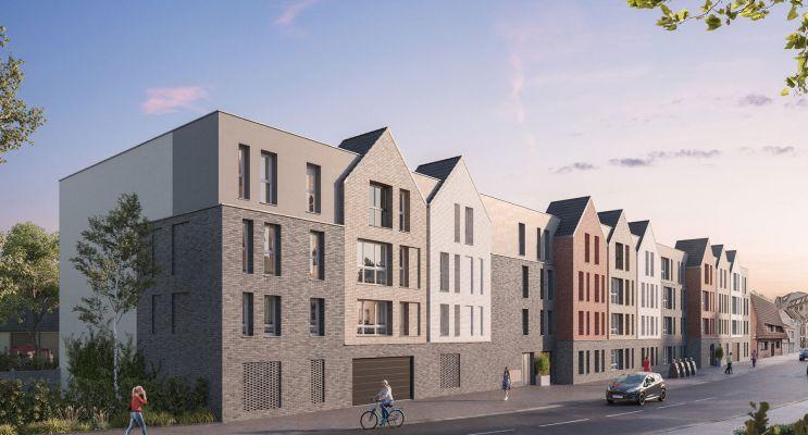 Cappelle-la-Grande programme immobilier neuf « Esprit Flandres »