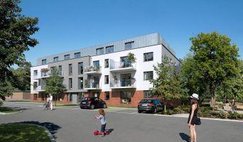 Photo du Résidence « Domaine d'Alys » programme immobilier neuf en Loi Pinel à Comines
