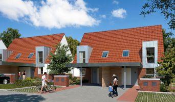 Résidence « Domaine D'Alys » programme immobilier neuf en Loi Pinel à Comines n°2