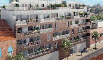 Résidence « 113 Plazza » programme immobilier neuf en Loi Pinel à Croix