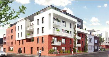 Croix programme immobilier neuf « La Croisée » en Loi Pinel