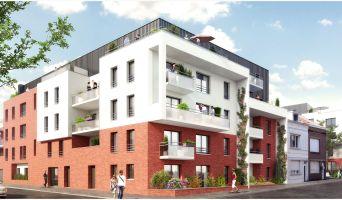 Croix : programme immobilier neuf « La Croisée » en Loi Pinel