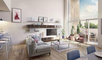Résidence « Nao » programme immobilier neuf en Loi Pinel à Croix n°3