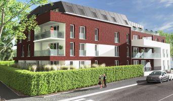 Photo du Résidence « Tempo » programme immobilier neuf en Loi Pinel à Croix