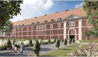 Douai programme immobilier neuve « Caserne de Caux »