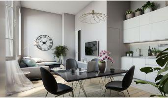 Douai programme immobilier neuve « Caserne de Caux »  (4)
