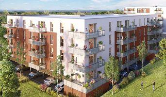 Résidence « Le Clos De Tocqueville » programme immobilier neuf en Loi Pinel à Douai