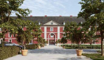 Douai programme immobilier à rénover « Les Jardins de Caux » en Monument Historique