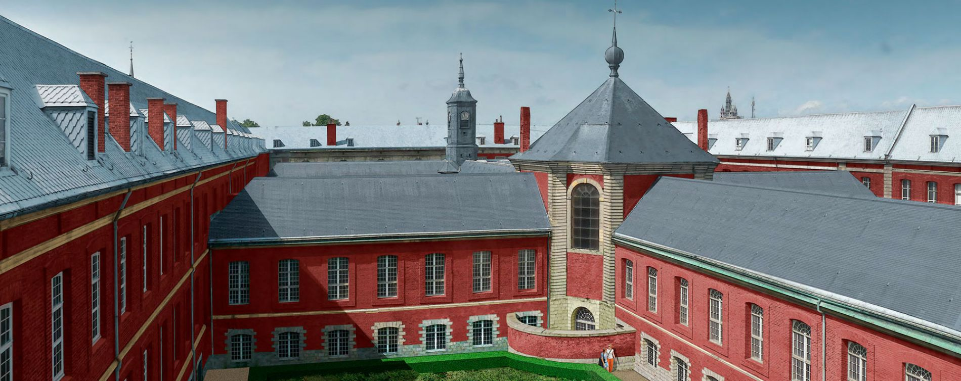 Résidence Residence Mirabeau à Douai