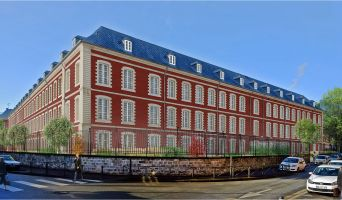 Douai programme immobilier neuve « Residence Mirabeau »  (2)