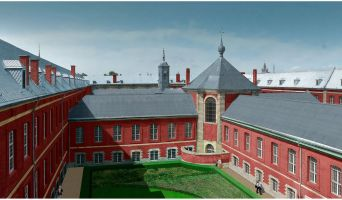 Douai programme immobilier neuve « Residence Mirabeau »  (4)
