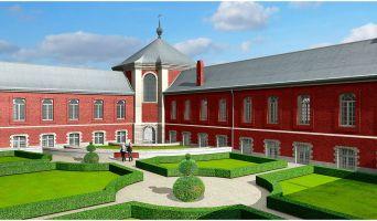 Douai programme immobilier neuve « Residence Mirabeau »  (5)