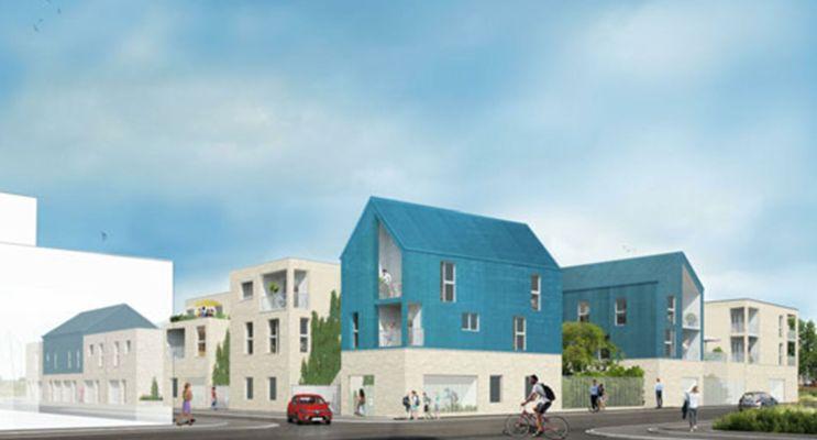 Photo du Résidence « Alta Mare » programme immobilier neuf à Dunkerque