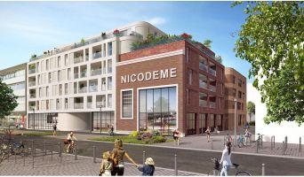 Dunkerque programme immobilier neuve « Belle Escale » en Loi Pinel  (2)