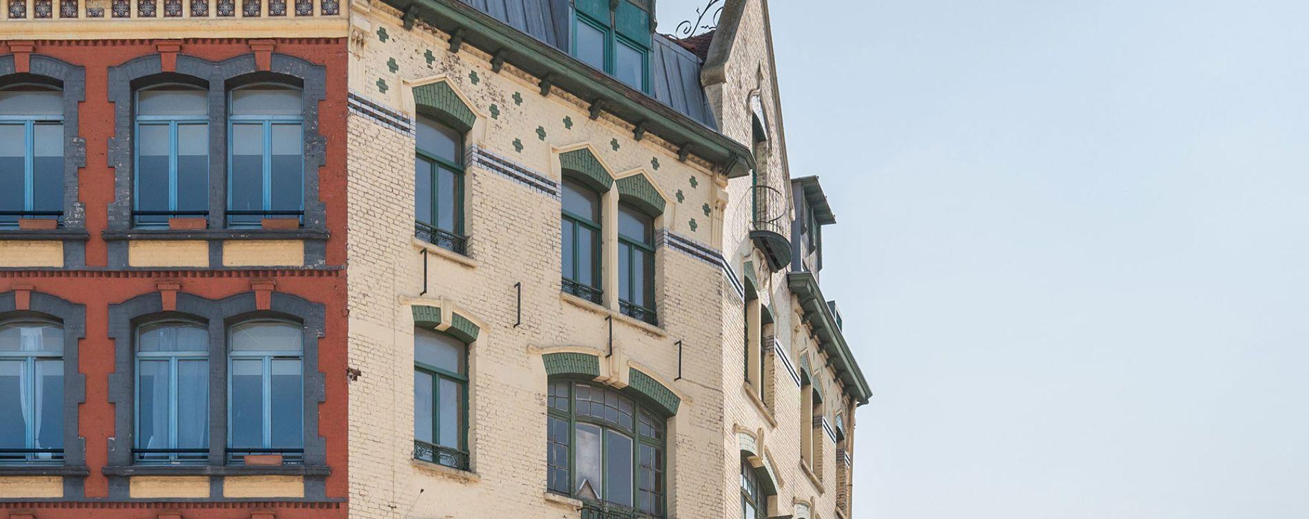 Dunkerque : programme immobilier à rénover « Place de la Gare » en Déficit Foncier (2)