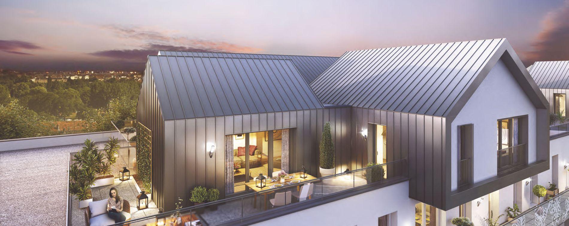 Faches-Thumesnil : programme immobilier neuve « En'Aparté » en Loi Pinel