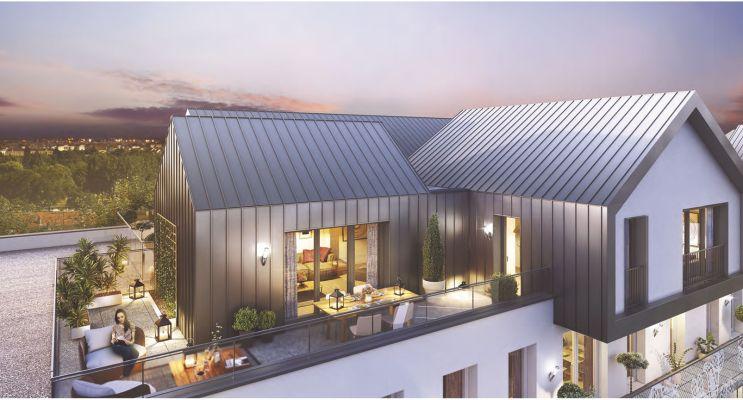 Photo du Résidence « En'Aparté » programme immobilier neuf en Loi Pinel à Faches-Thumesnil