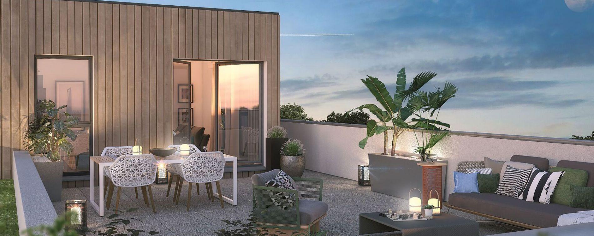 Haubourdin : programme immobilier neuve « Le Capitole » en Loi Pinel (3)