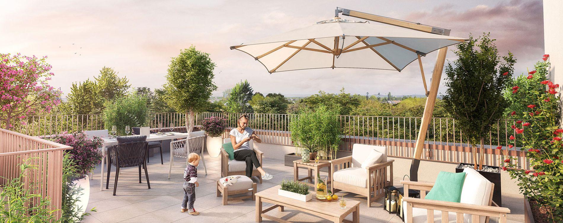 Haubourdin : programme immobilier neuve « Rive Gauche » en Loi Pinel (3)