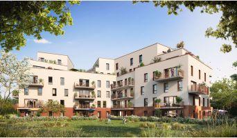 Photo du Résidence « Rive Gauche » programme immobilier neuf en Loi Pinel à Haubourdin
