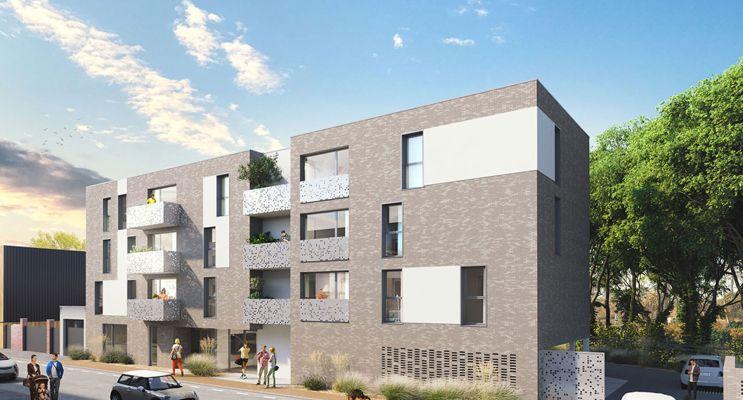 Résidence « Symbioz » programme immobilier neuf en Loi Pinel à Haubourdin n°1