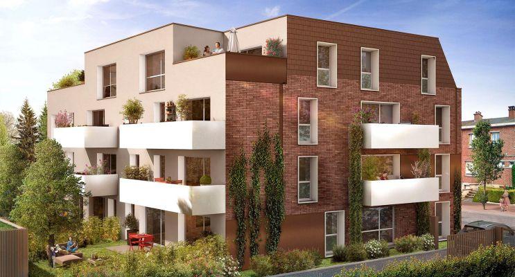 Photo du Résidence « Le 133 » programme immobilier neuf en Loi Pinel à Hem