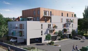 Lannoy : programme immobilier neuf « La Cour Saint-Henri » en Loi Pinel
