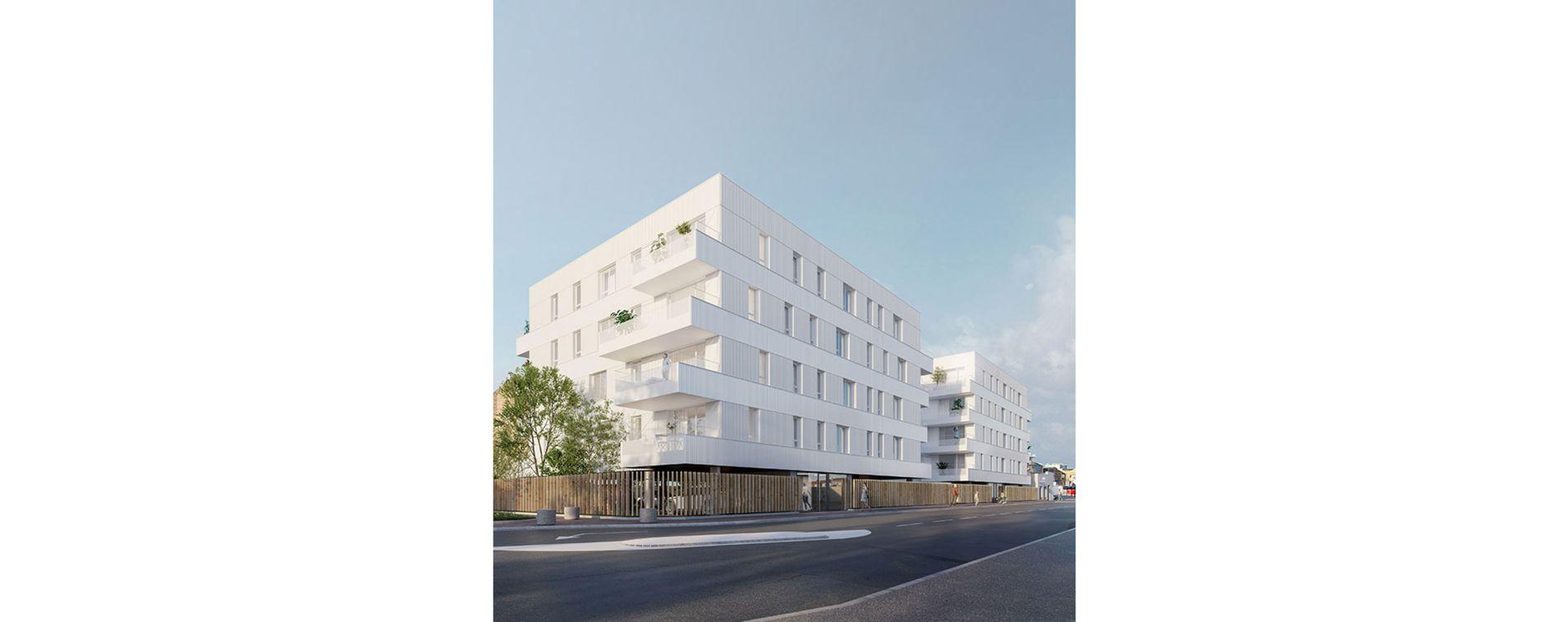 Lannoy : programme immobilier neuve « Oxygène Lannoy » en Loi Pinel (2)