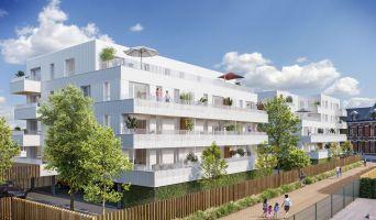 Photo du Résidence « Oxygène Lannoy » programme immobilier neuf en Loi Pinel à Lannoy