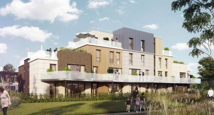 Photo du Résidence « Les Heleades » programme immobilier neuf en Loi Pinel à Lesquin