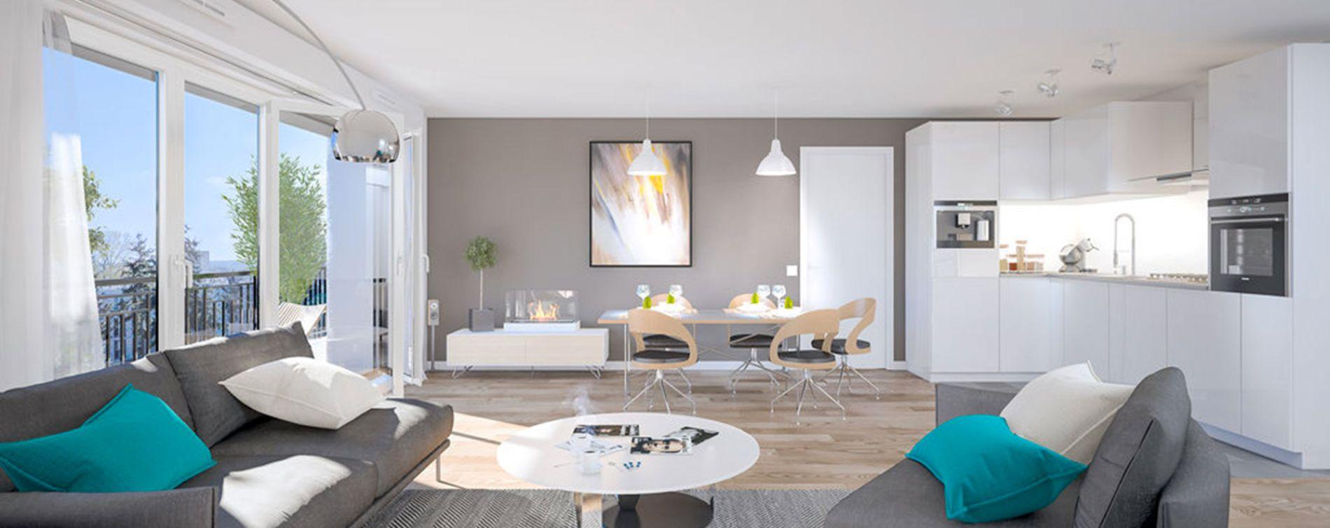 Lille : programme immobilier neuve « 104 Faubourg » (3)