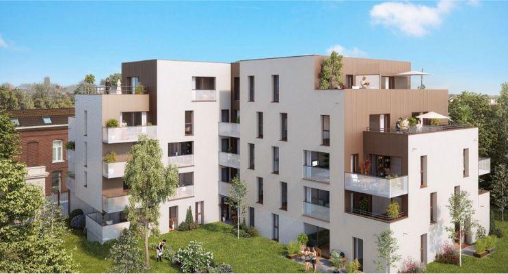 Photo du Résidence « 104 Faubourg » programme immobilier neuf à Lille