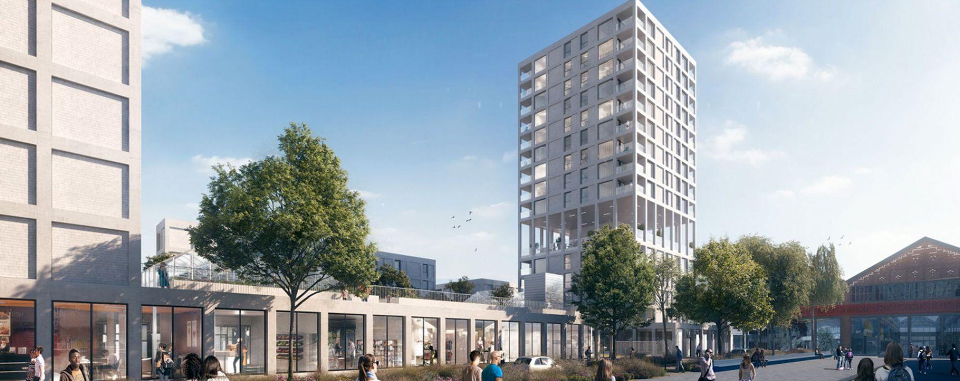 Résidence Connexio à Lille