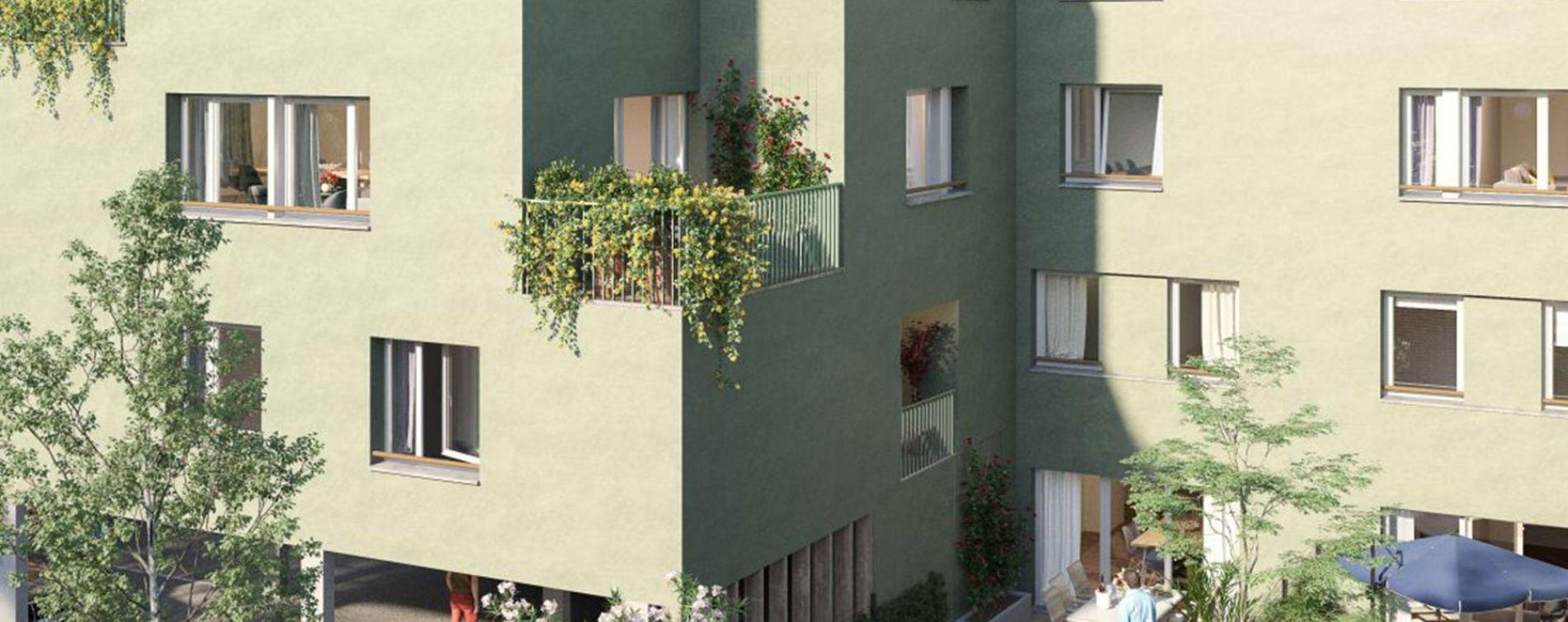 Lille : programme immobilier neuve « Diapason Primo »